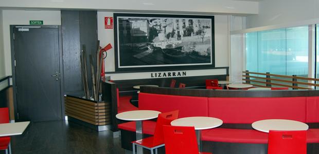 Restaurante Lizarran en Terminal 1 Aeropuerto Barcelona 02