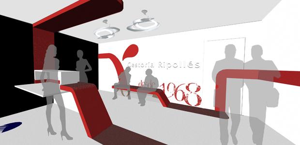 Diseño e interiorismo Oficina