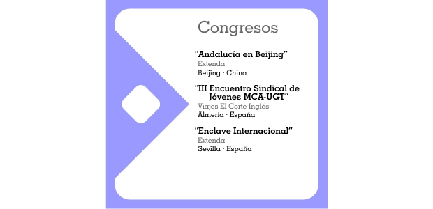Diseño de Congresos