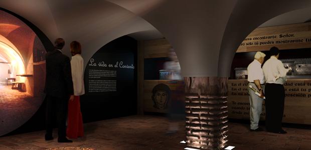 Museo Santa Clara de Estepa 01