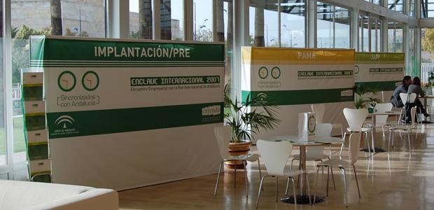 Congreso Enclave Internacional Extenda 2007 01
