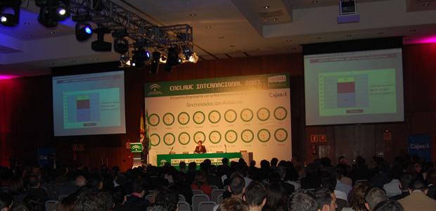 Congreso Enclave Internacional Extenda 2007 03