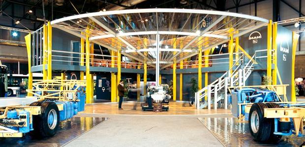 Stand de diseño MAN España, SL