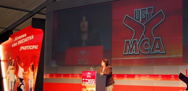 Congreso Encuentro de Jóvenes MCA_UGT 03