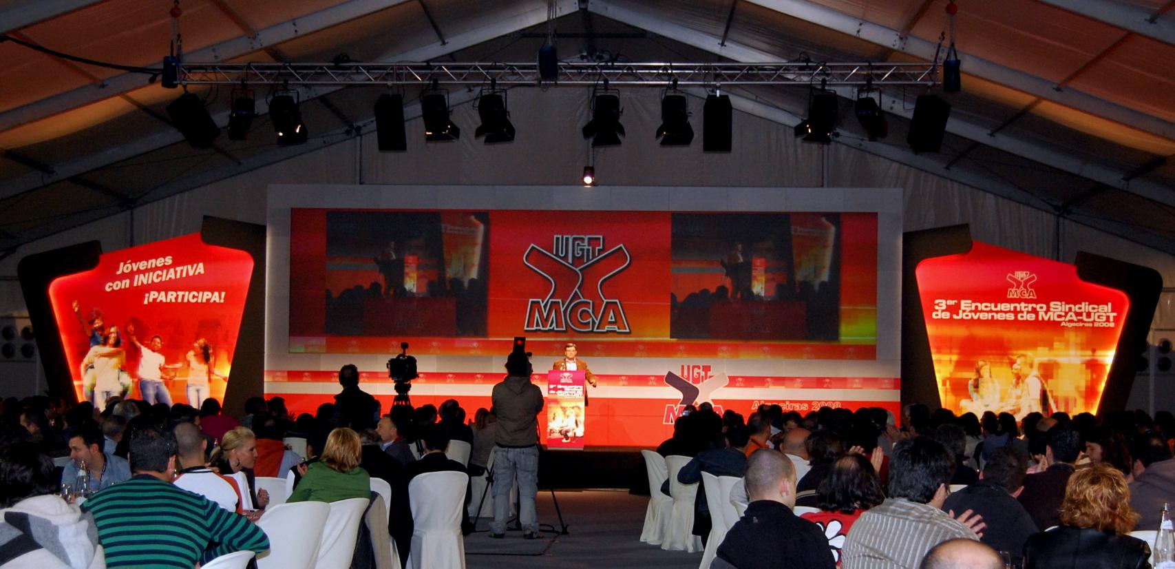 Congreso Encuentro de Jóvenes MCA_UGT 02