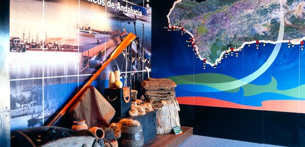 Exposición 20 Años de Puesrtos Autonómicos de Andalucía 01